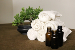 essential oils in my hot tub